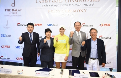 The Dalat at 1200 Ladies Championship 2016