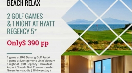 Danang Golf & Beach Relax