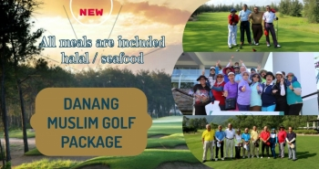 Danang Muslim Golf Package